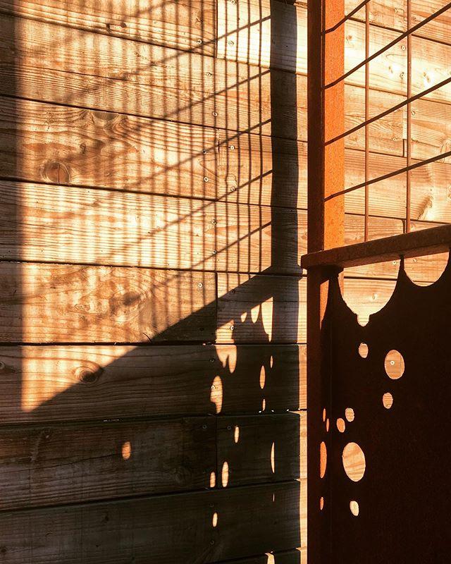 Shadow play.  #inpraiseofshadows  #lessismore  #goldenhour