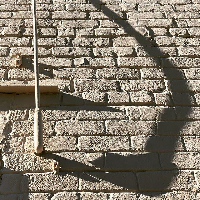 Long shadows. #inpraiseofshadows  #texture  #designinspiration
