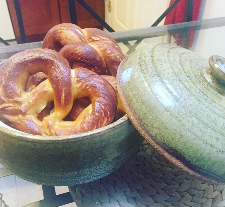 Homemade Soft Pretzels - https://altonbrown.com/homemade-soft-pretzels-recipe/