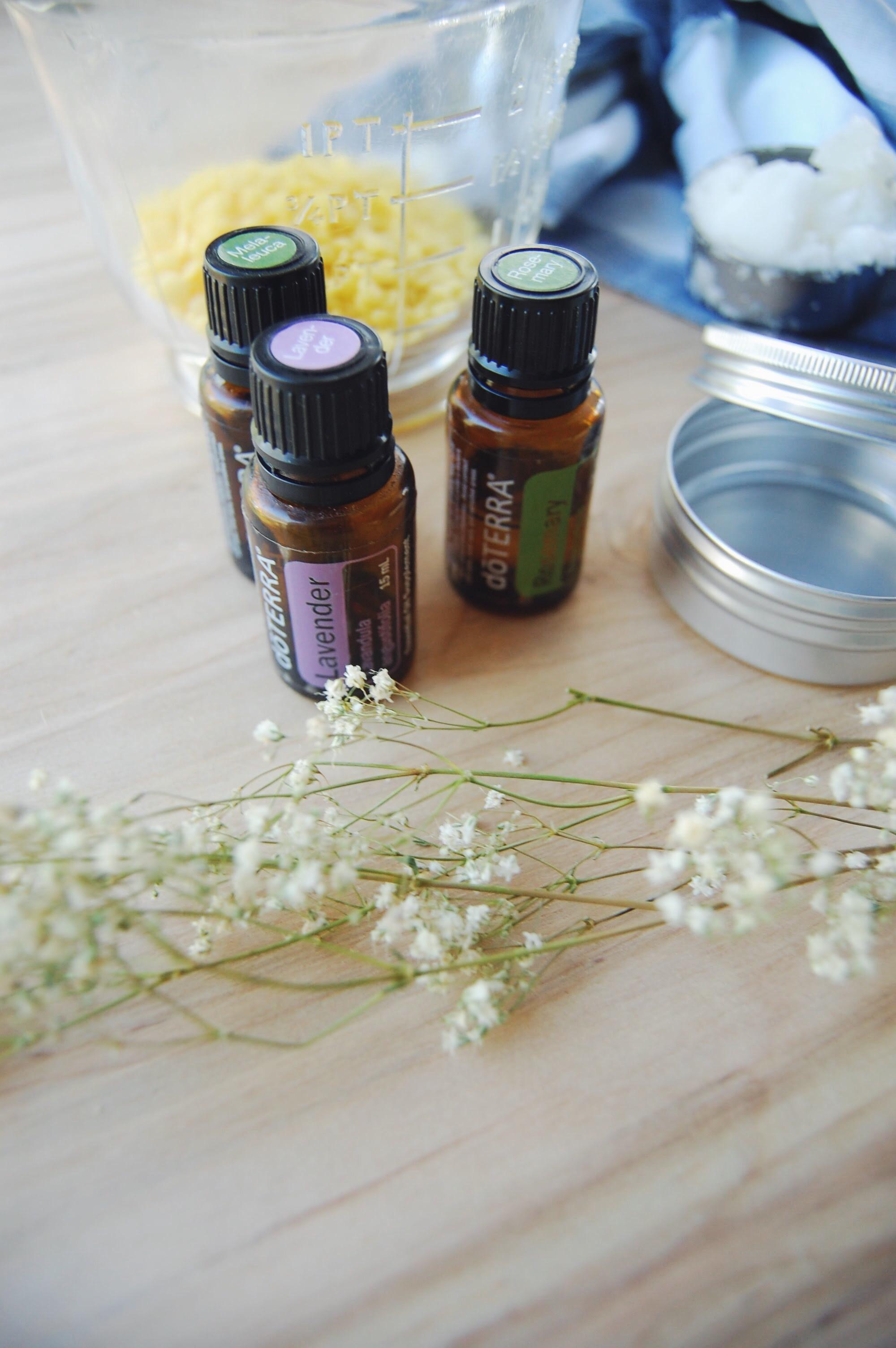 Garden Salve Oils
