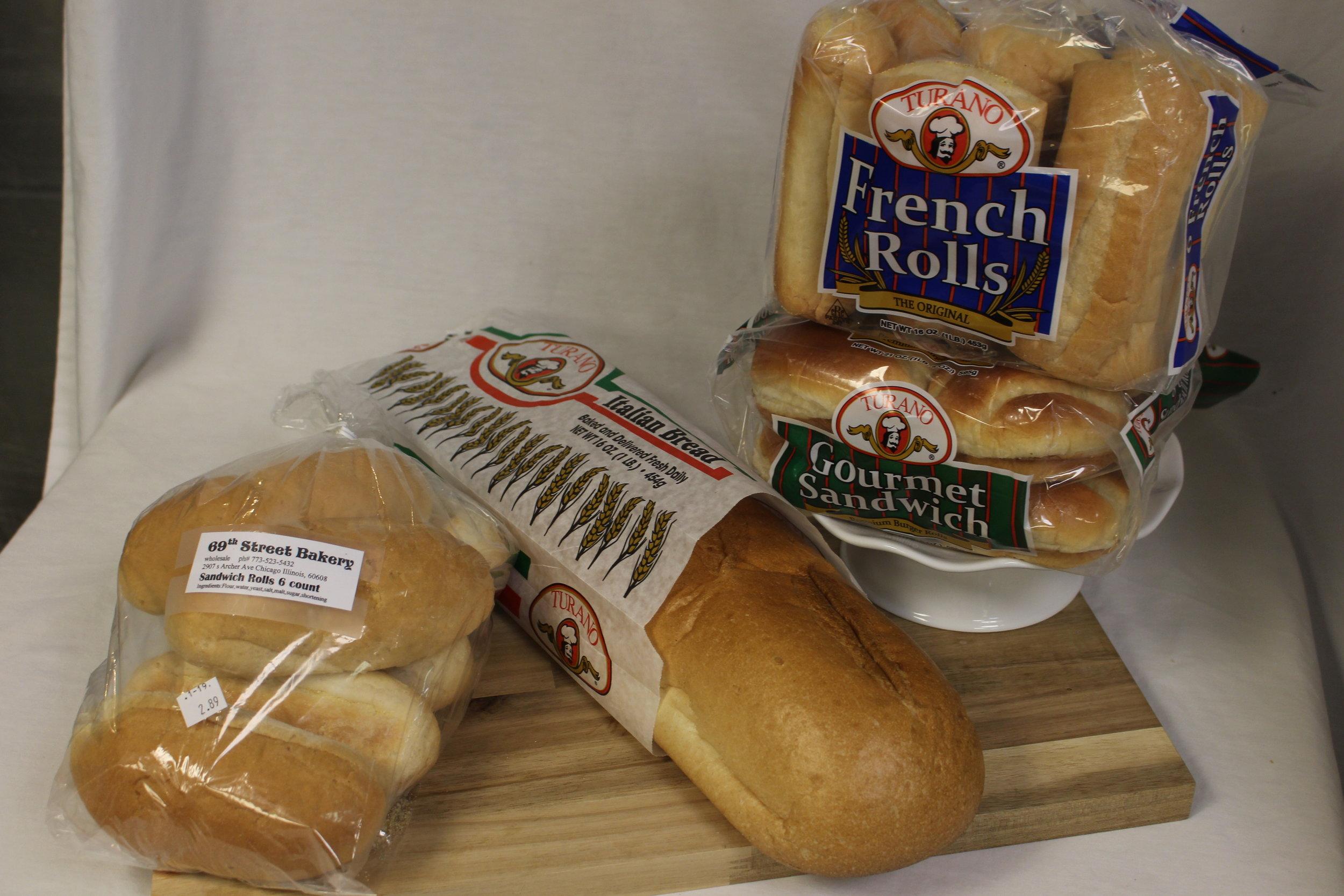 Bread & Chips -