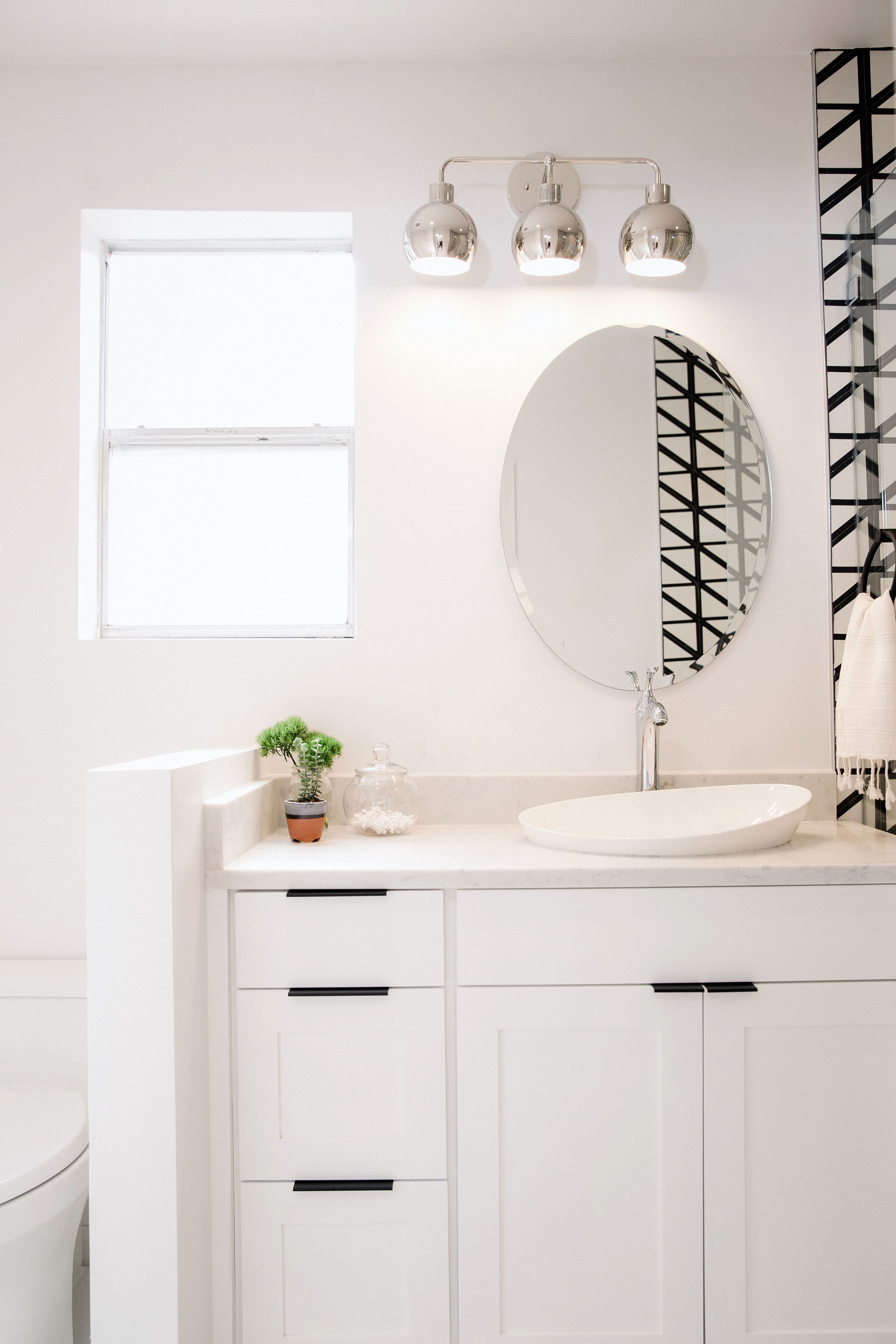 How To Make A Small Bathroom Appear Larger Skelly Home