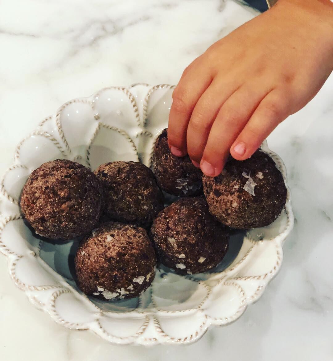iron brownie bites dr organic mommy