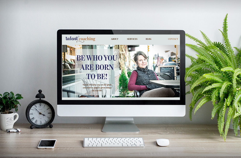 3. Website Design - Everything really comes together on your new Squarespace website. It's the front door of your business. You will be able to edit and make changes without a middle-man getting in the way of the speed of business.Timeline: Days 11-30