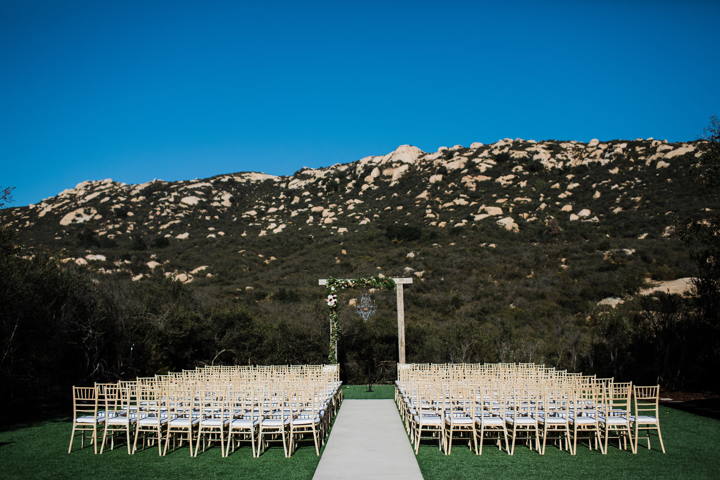 Aviation Vineyard Wedding Venue