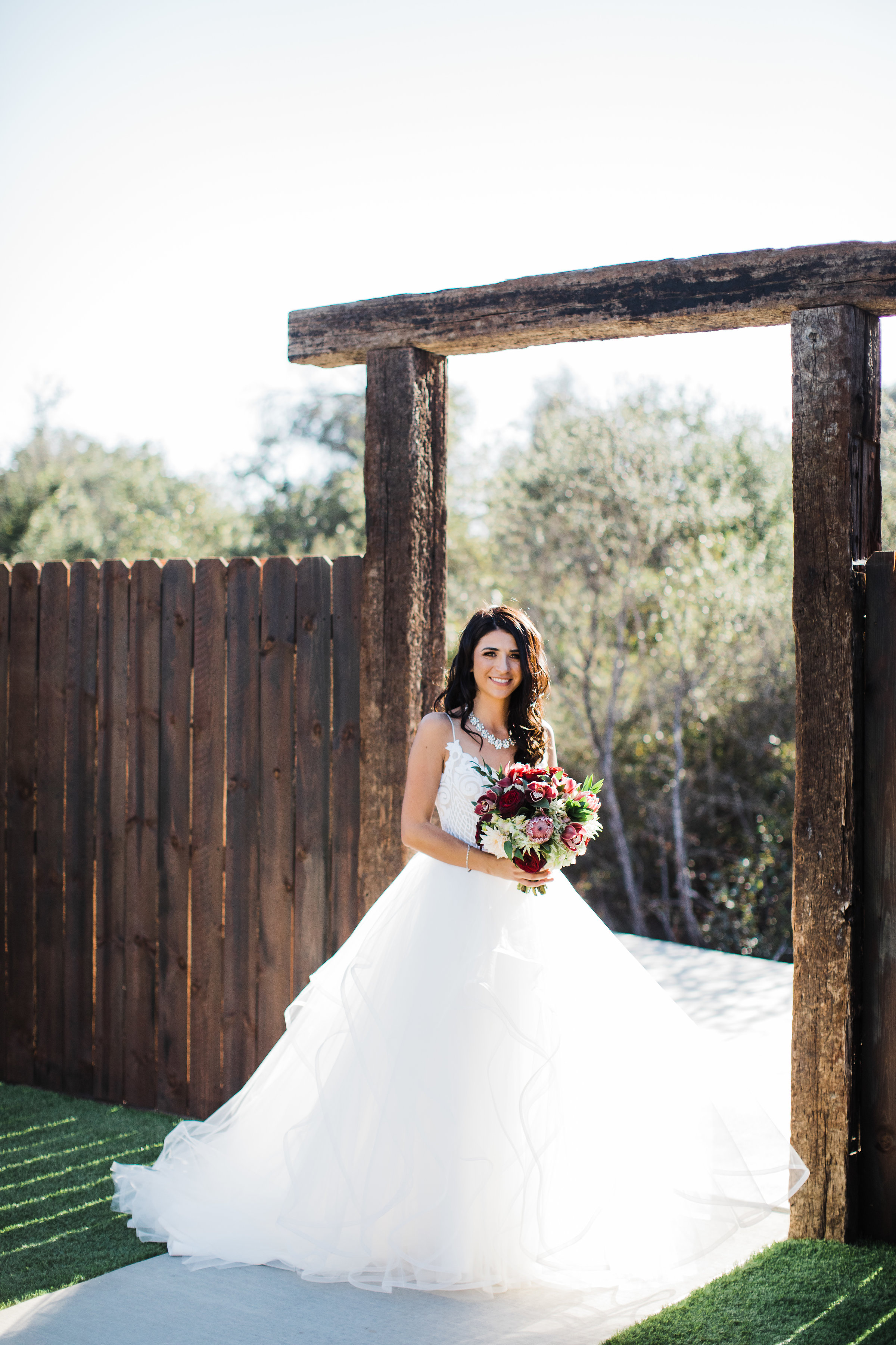 Hayley Paige Pepper Gown
