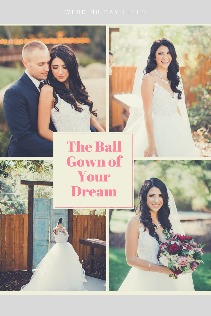 Ball gown of your dreams