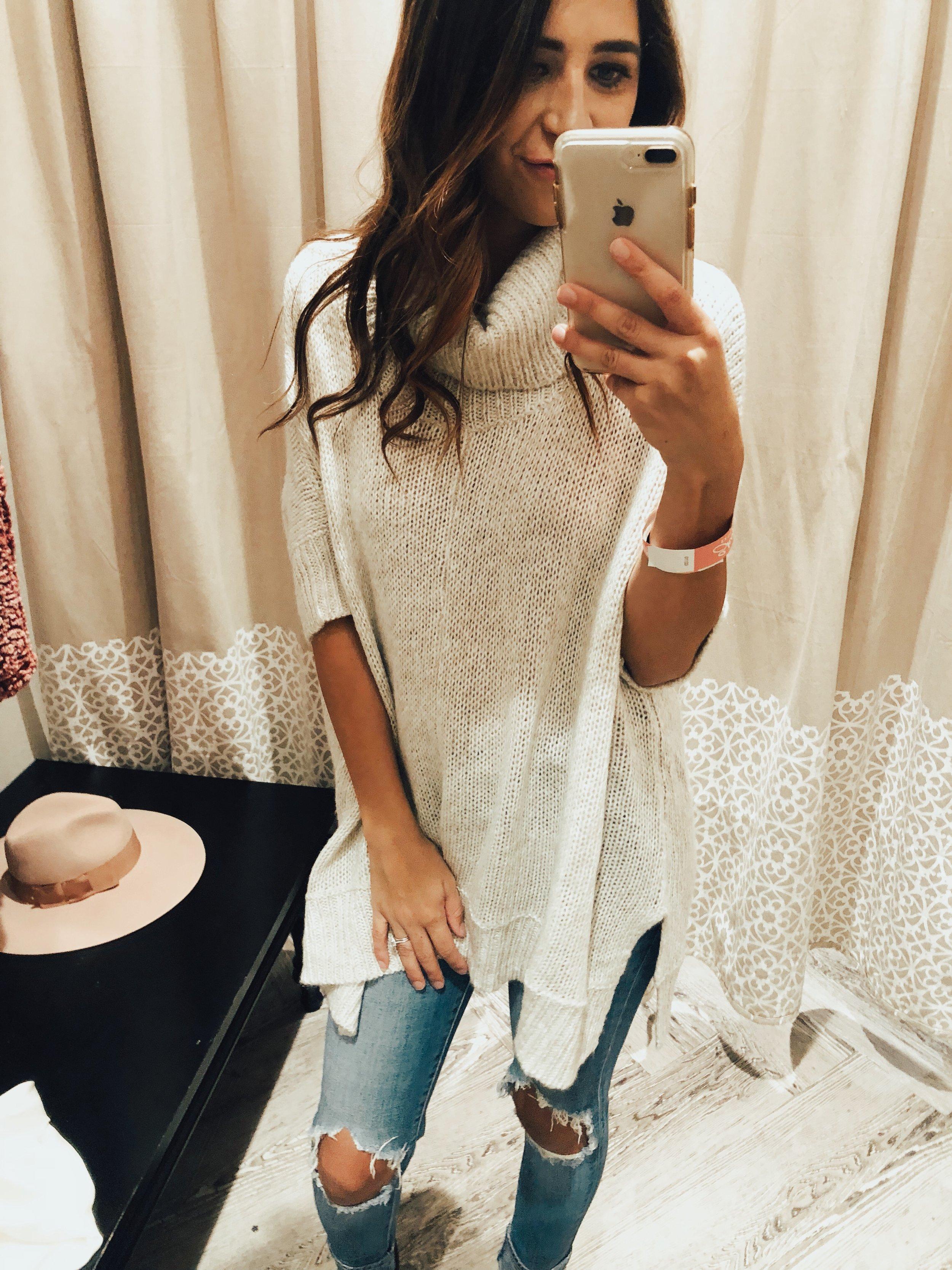 wearing small/medium
