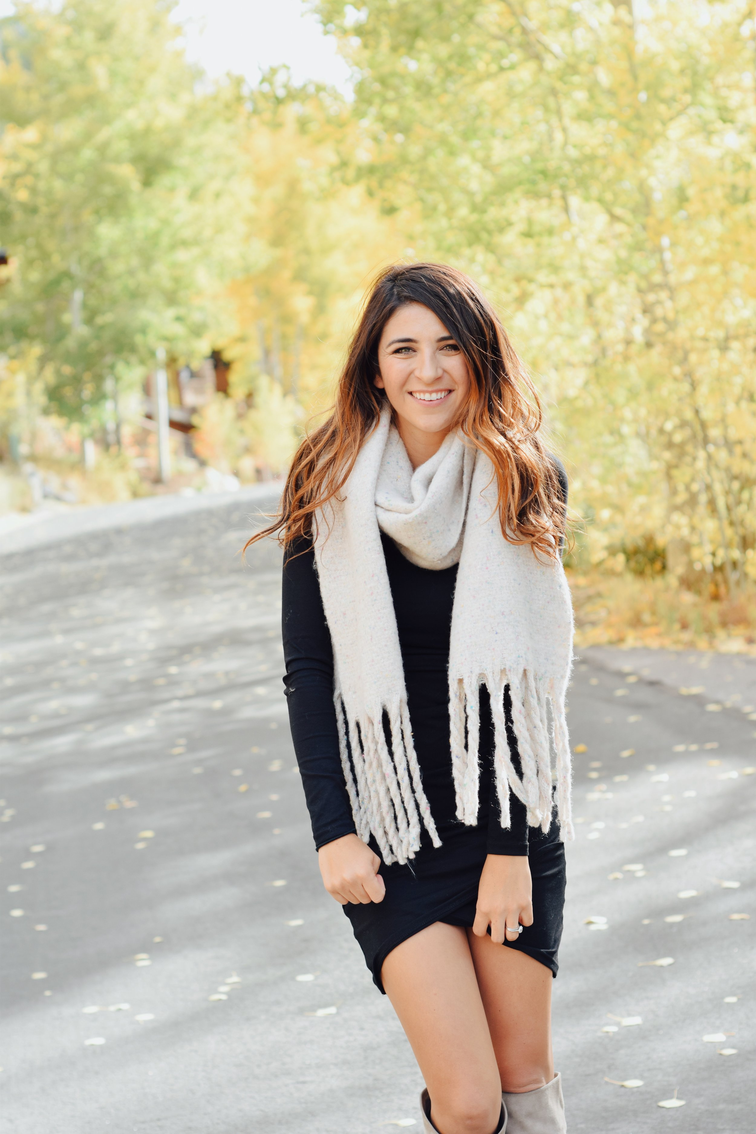 Fall in Vail Colorado