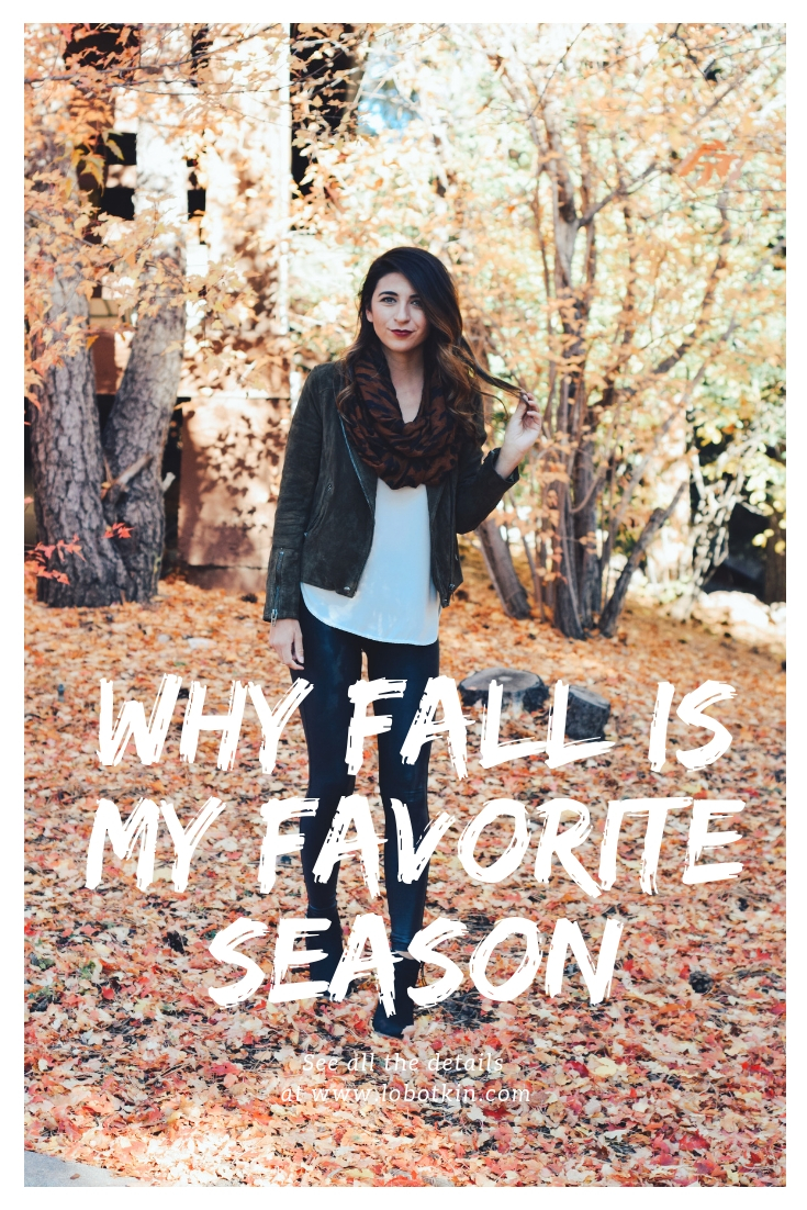 Why Fall is My Favorite Season