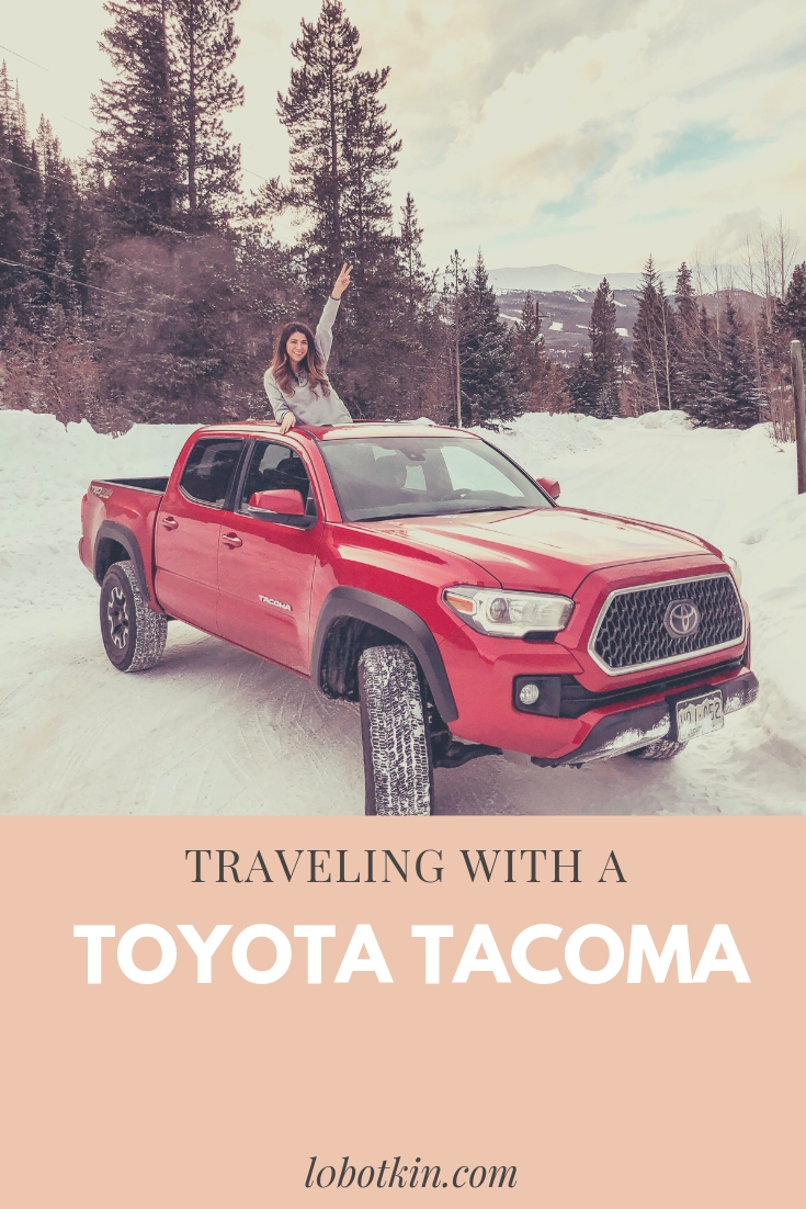 Traveling with Toyota Tacoma Review