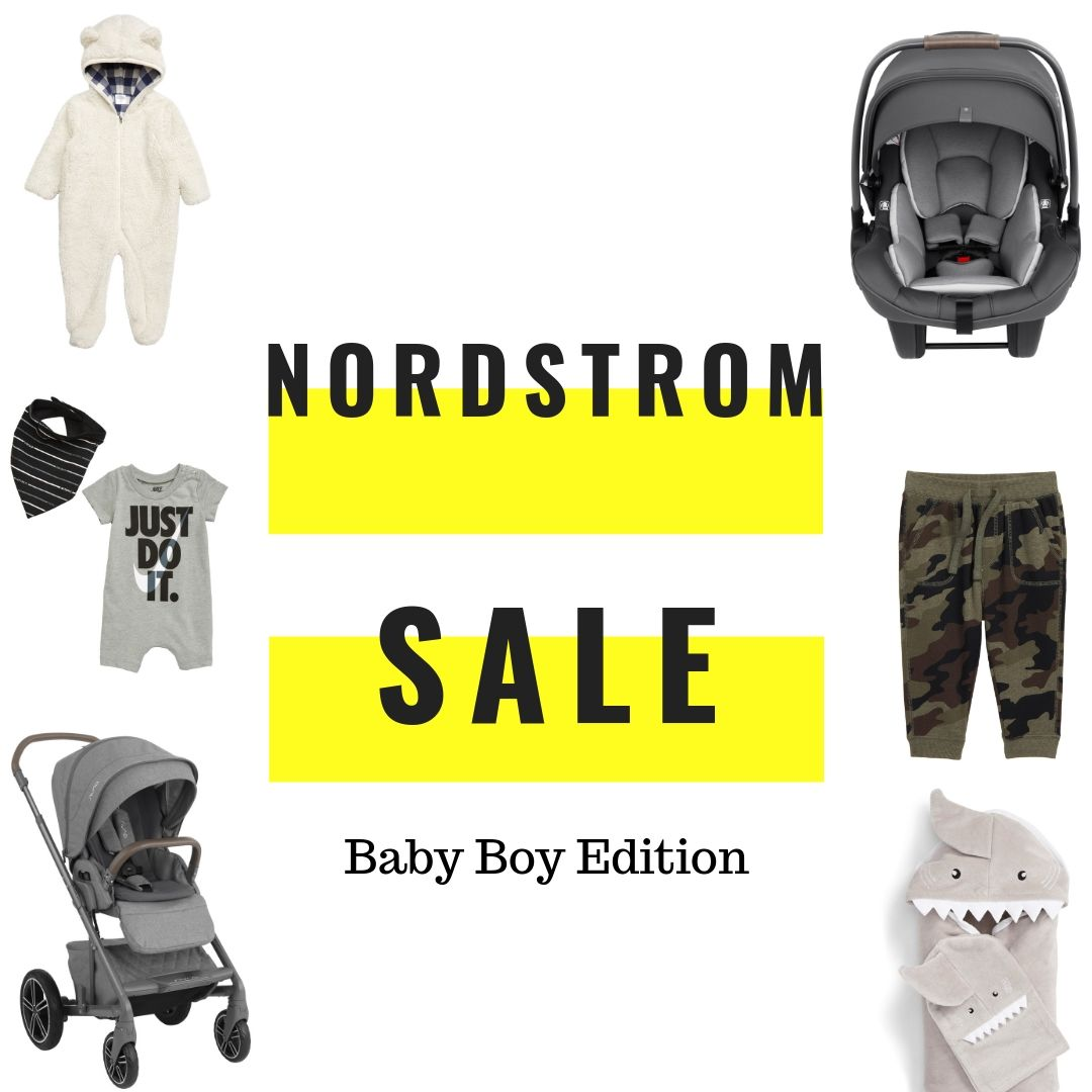 Nordstrom Anniversary Sale Baby Boy Guide
