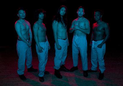 L-R: Tino Lagahid, Earl Paus, Johnny 'Huy' Nguyen, Jonathan Michael Mercado, Jose Abad