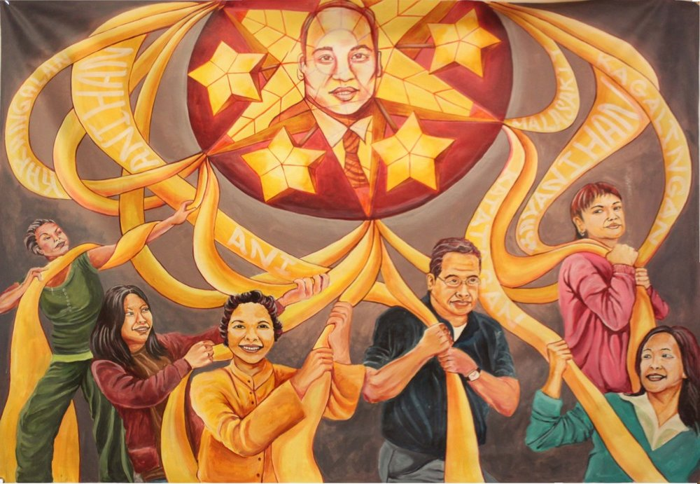 Mural-making Project (2013)  Lead Artist: Cece Carpio  Click through for more information!