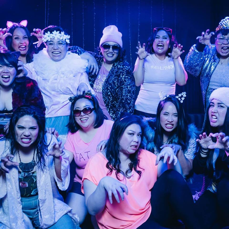 Granny Carts Gangstas   are an all Asian American women sketch comedy group birthed from the black-box stage of Bindlestiff Studio. Founded by Aureen Almario and Ava Tong in 2007, the GCG crew have been performing their sketches since 2013 including Rise of the Red Dawn, No Happy Endings, Ladies and the Tramps, Bad Fruit, Pussy Generation, and Here Kitty Kitty. We create rebellious rowdy comedy poking fun at pop culture, consumerism, politics, systems of oppression (oh yeah), the mundane and absurdity of everyday life, weed, and pretty much anything under the sun, actually universe.