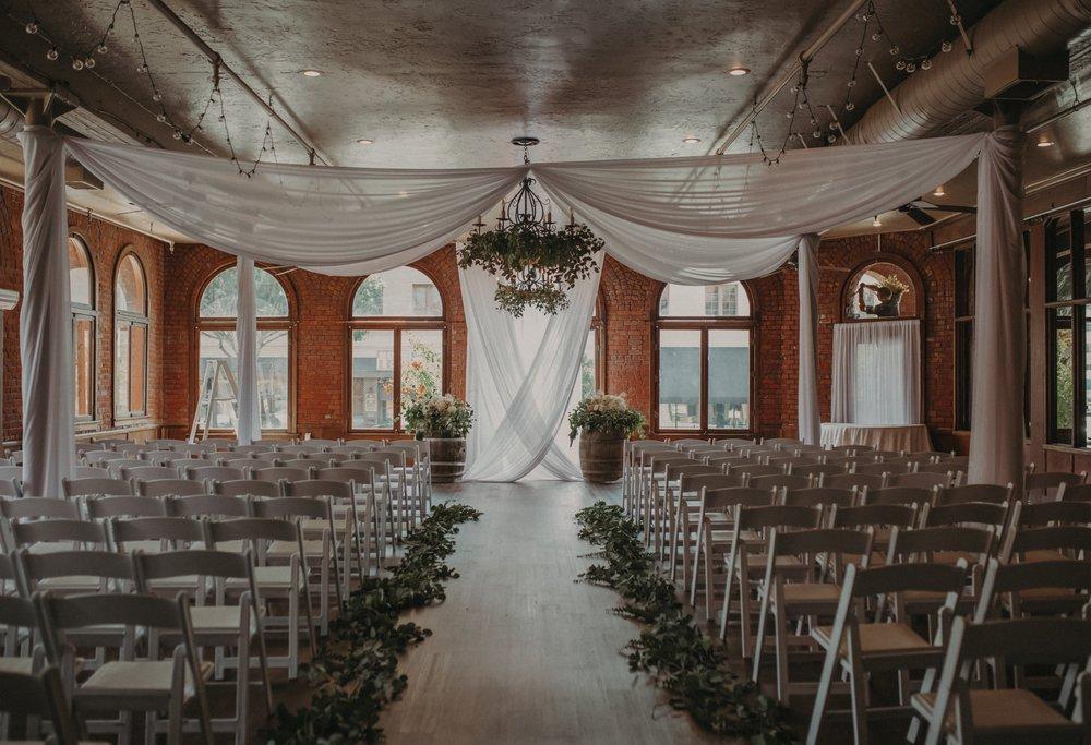 Banquet Halls -