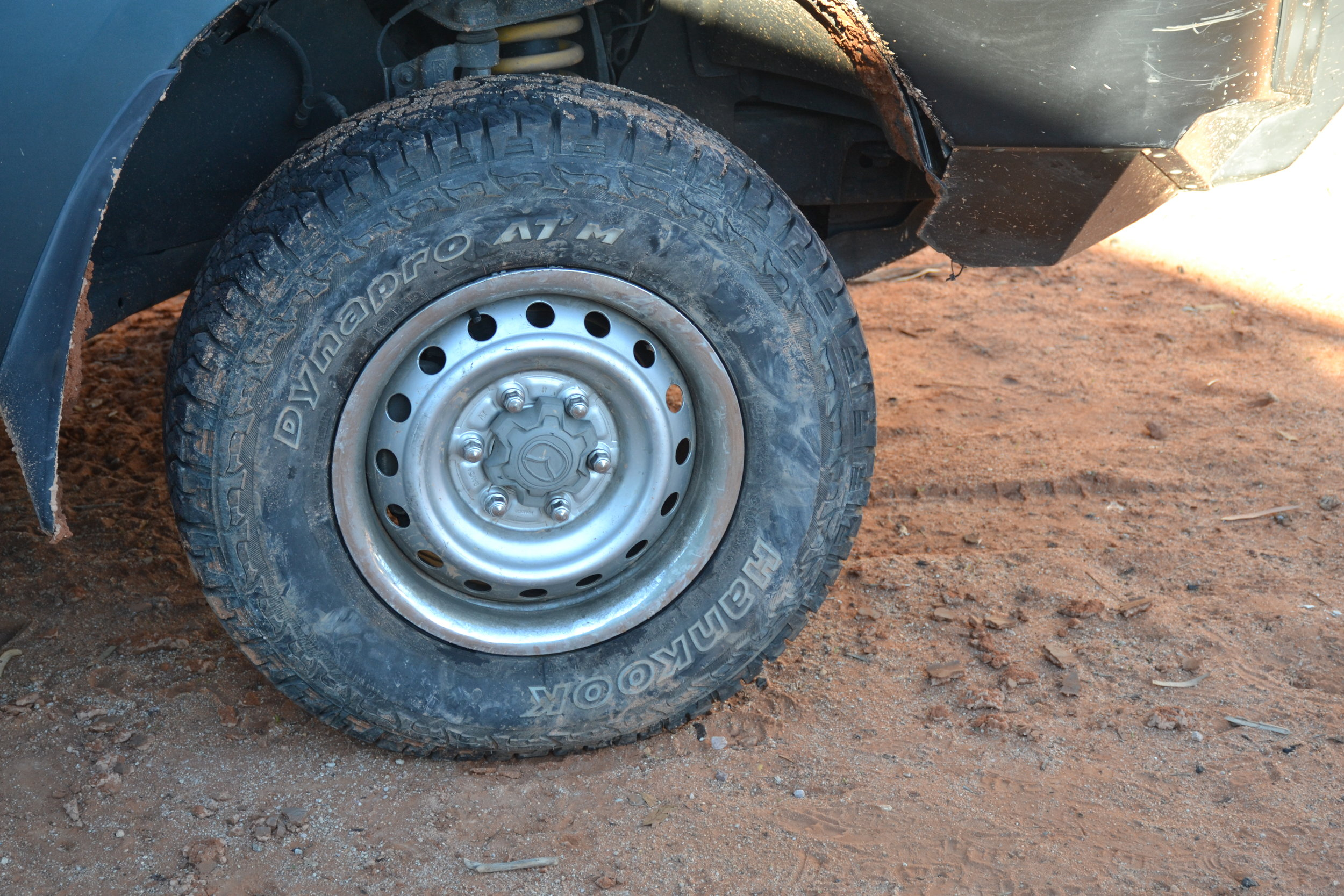 101 Chris's repaired tyre.JPG