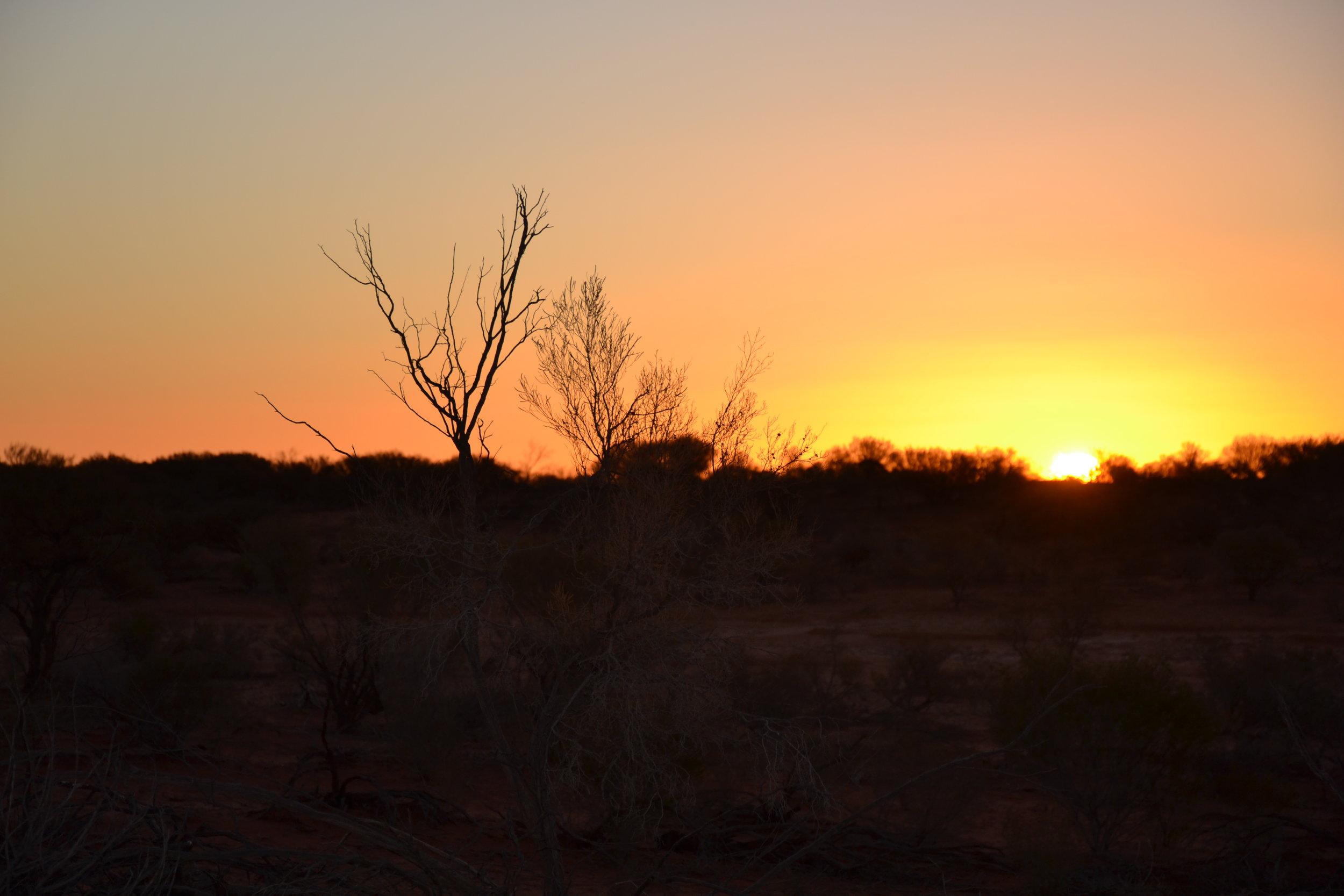 085 watching the sunset.JPG