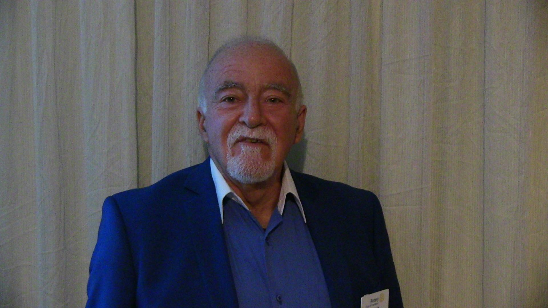 Chris Sayers Membership Director