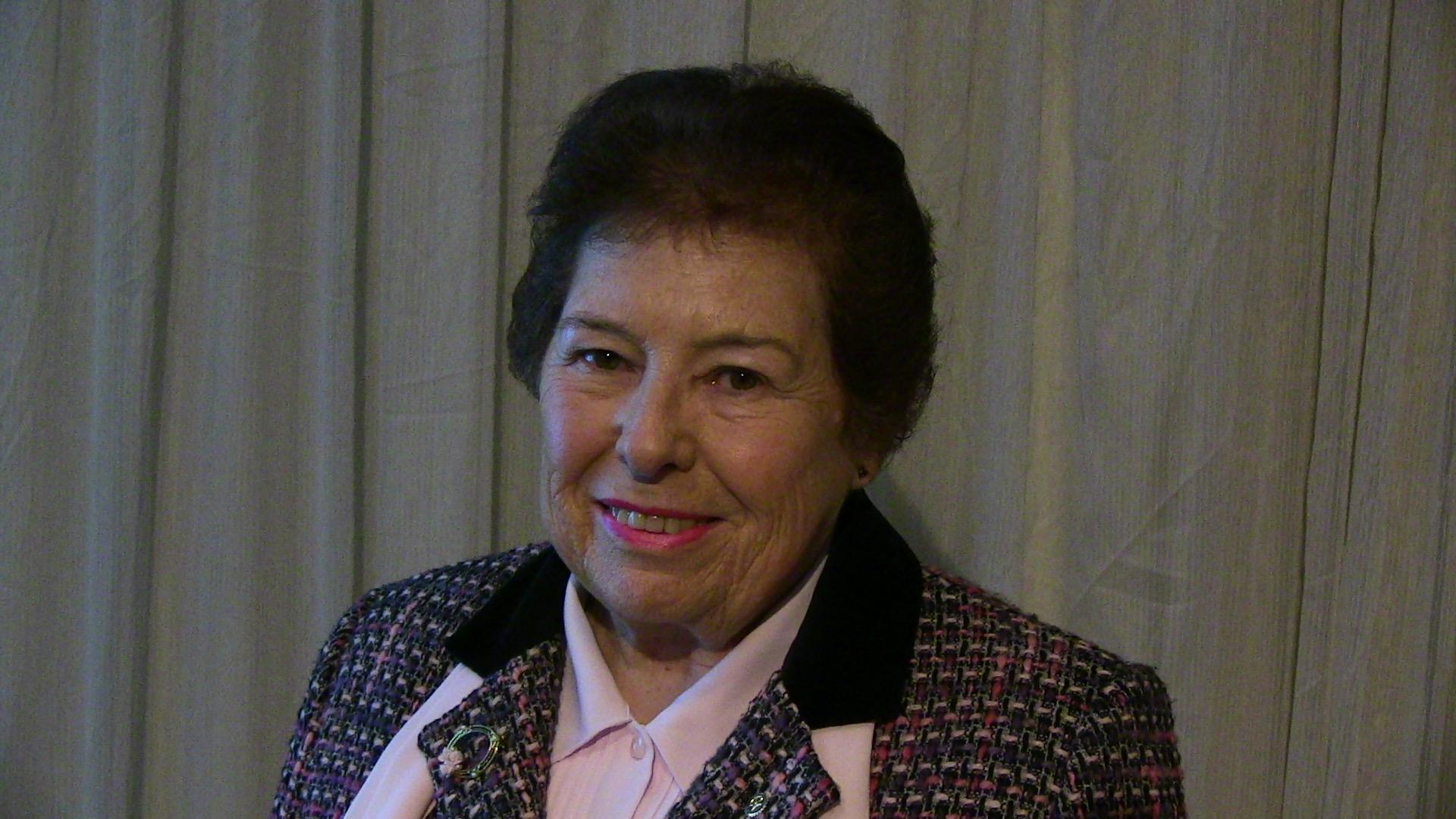 Marie Hardwick Welfare Director