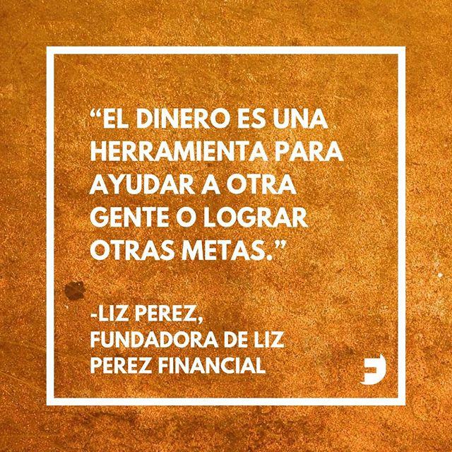 Escucha el nuevo episodio con Liz Perez, donde nos comparte la importancia que le da a el dinero y como inicio su negocio. ⠀ ⠀ ¿Qué importancia le das tú al dinero? ⠀ ⠀ Sigue la cuenta de Liz: @thebaddestboss1