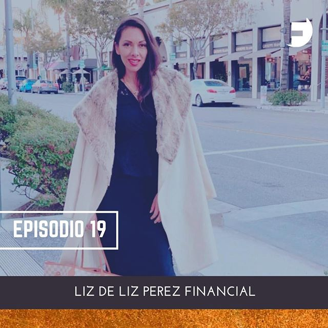 ¡Nuevo episodio con Liz Perez! 🎉⠀ ⠀ Esta semana, platicamos con Liz, fundadora de Liz Perez Financial. ⠀ ⠀ En la charla, platicó de la importancia la importancia de no desenfocarte cuando estas iniciando tu negocio y no rendirte. ⠀ ⠀ ¿Has llegado al punto de rendirte cuando estás iniciando tu proyecto? ⠀ ⠀ #podcastforentrepreneurs #girlboss #itunes #supportbrownpodcasts #emprendedoras #podcastlove #podcastersofinstagram #latina #baddestboss #emprendedora #podcastlatina #mujeremprendedora #mamaemprendedora #latinapodcast #mujerempoderada #latinaentrepreneur #latinapodcasters #latinasinmedia #representationmatters #podcaster
