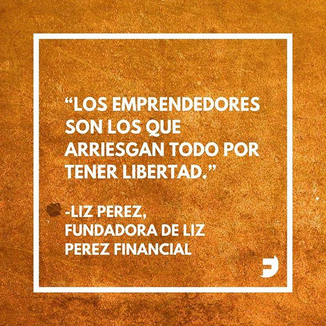 ¿Estás dispuesta a arriesgarte? 🤔 ⠀ .⠀ Escucha el nuevo episodio con Liz Perez, fundadora de Liz Perez Financial y conoce más acerca de sus proyectos y todo lo que hace por la comunidad. ⠀ ⠀ Síguela: @/thebaddestboss1⠀ ⠀ #podcastforentrepreneurs #girlboss #itunes #supportbrownpodcasts #emprendedoras #podcastlove #podcastersofinstagram #latina #baddestboss #emprendedora #podcastlatina #mujeremprendedora #mamaemprendedora #latinapodcast #mujerempoderada #latinaentrepreneur #latinapodcasters #latinasinmedia #representationmatters #podcaster