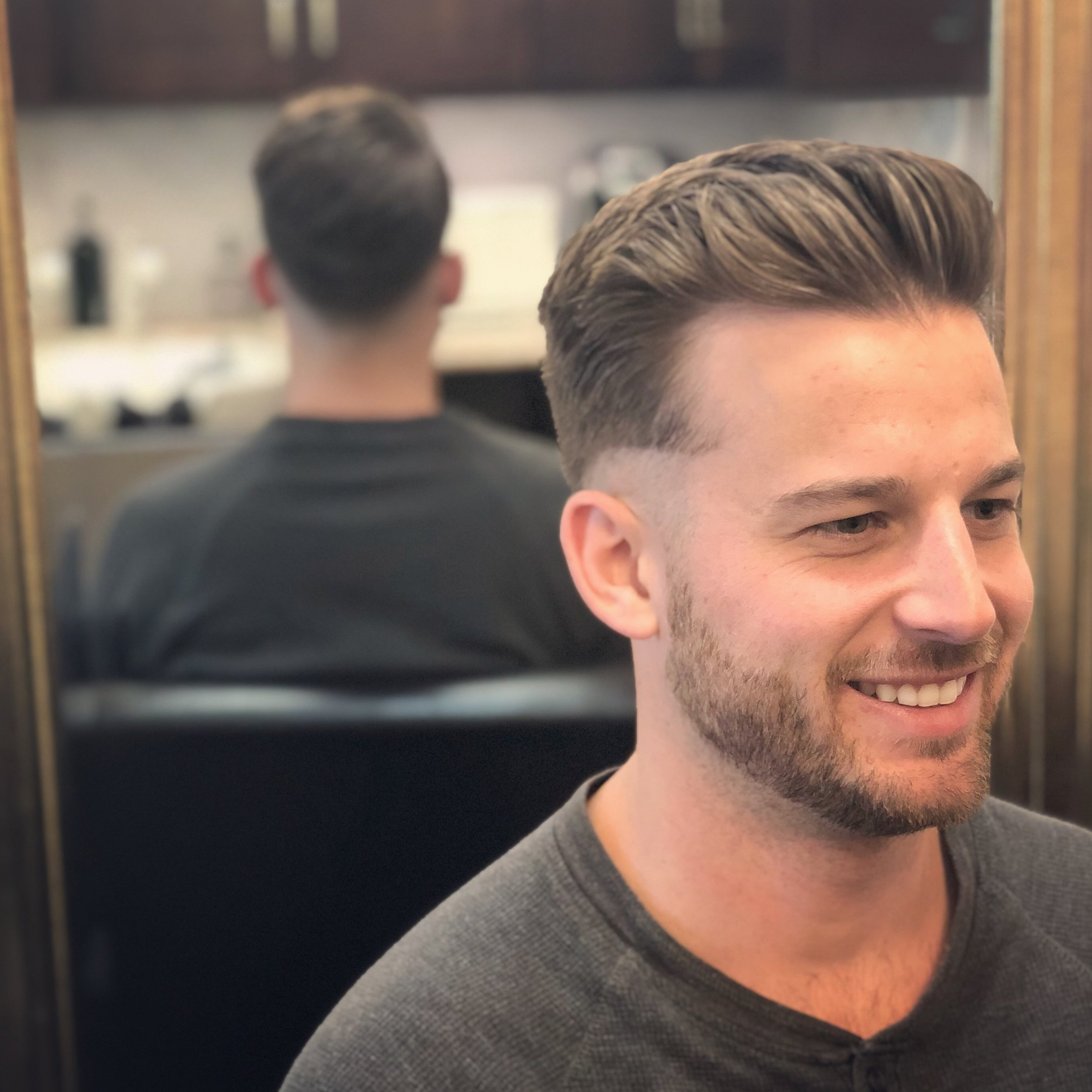 Step/fade by brittany