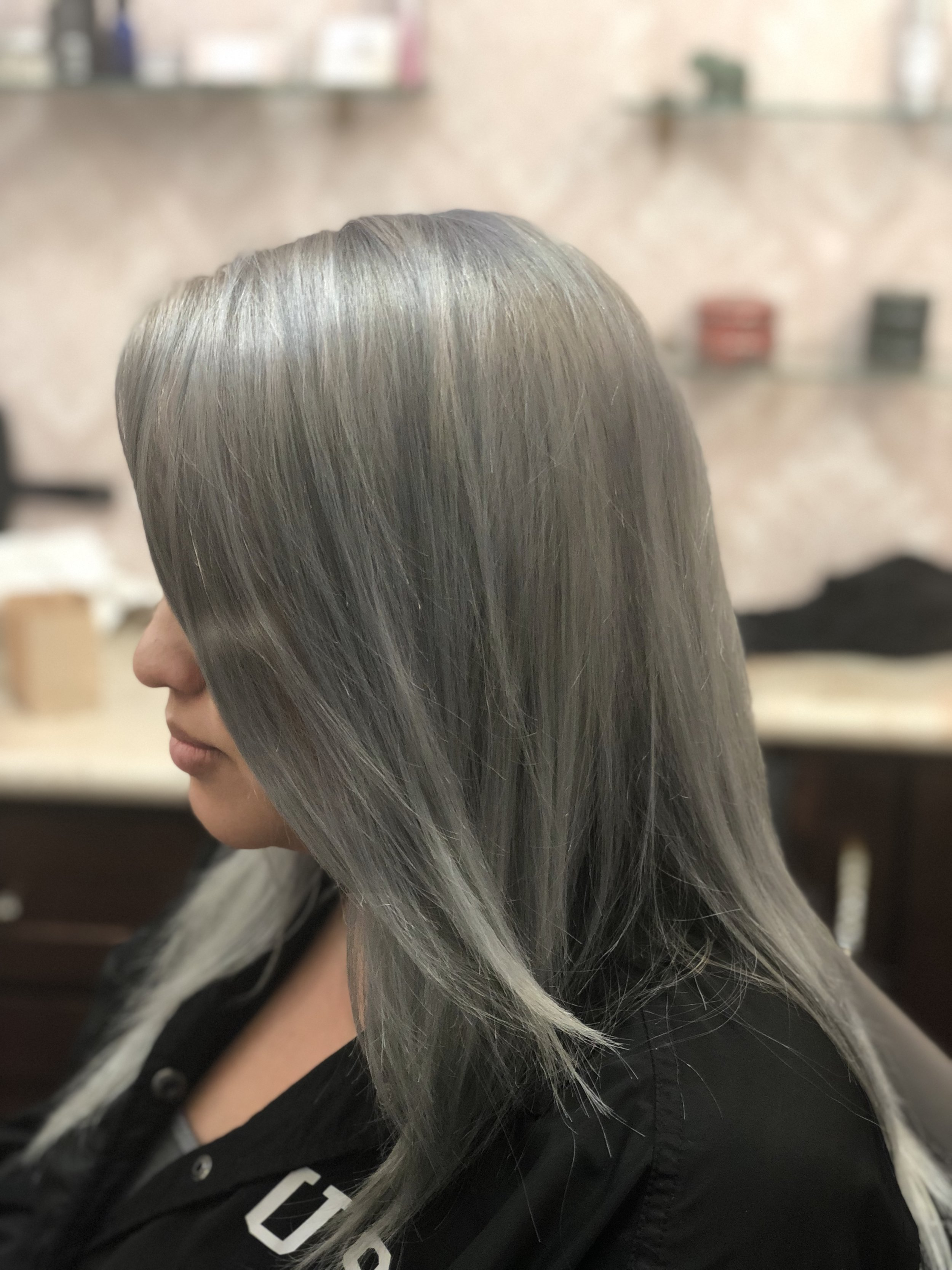 Titanium color by brittany