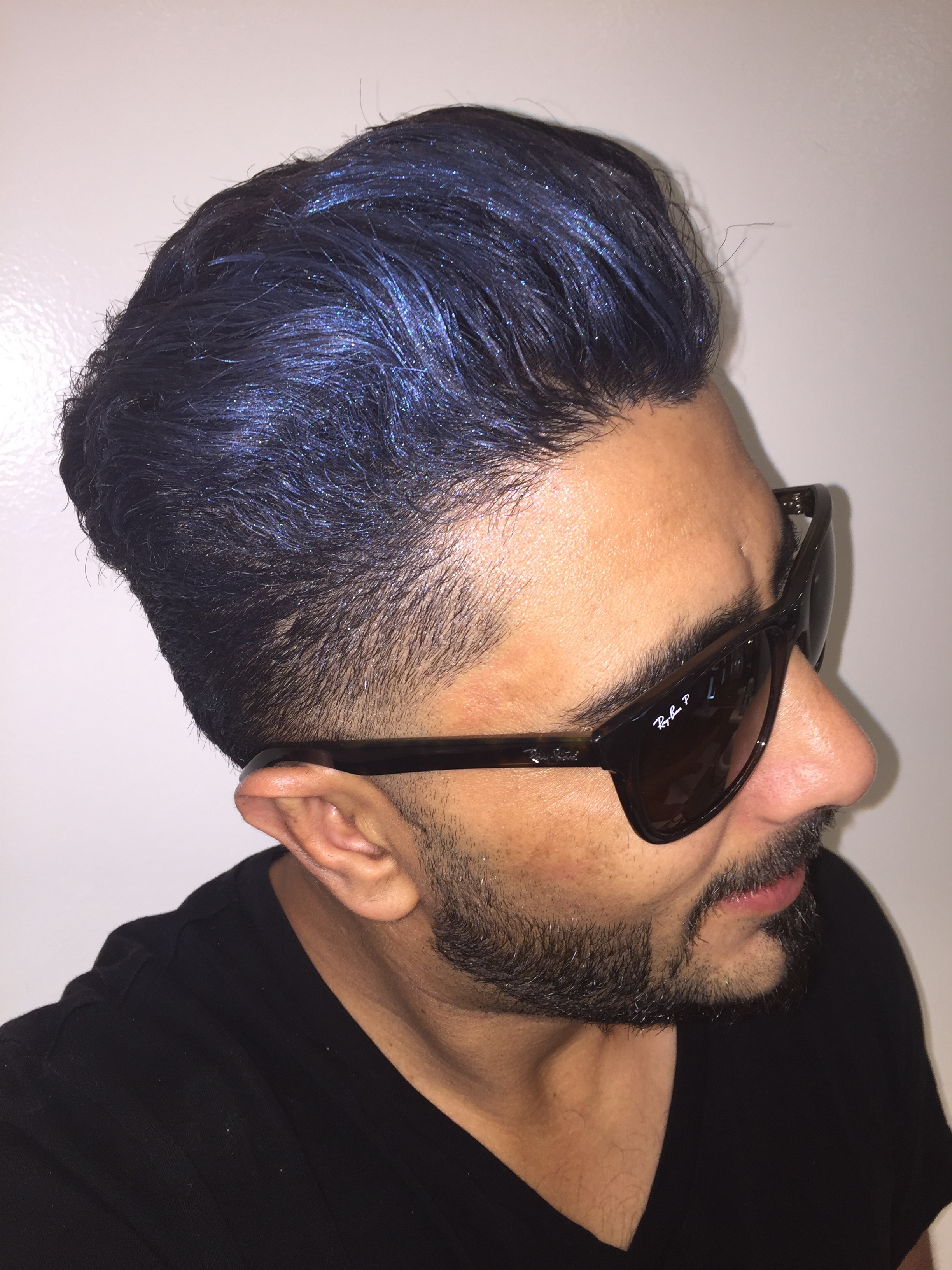 Lean fade & temporary color by brittany