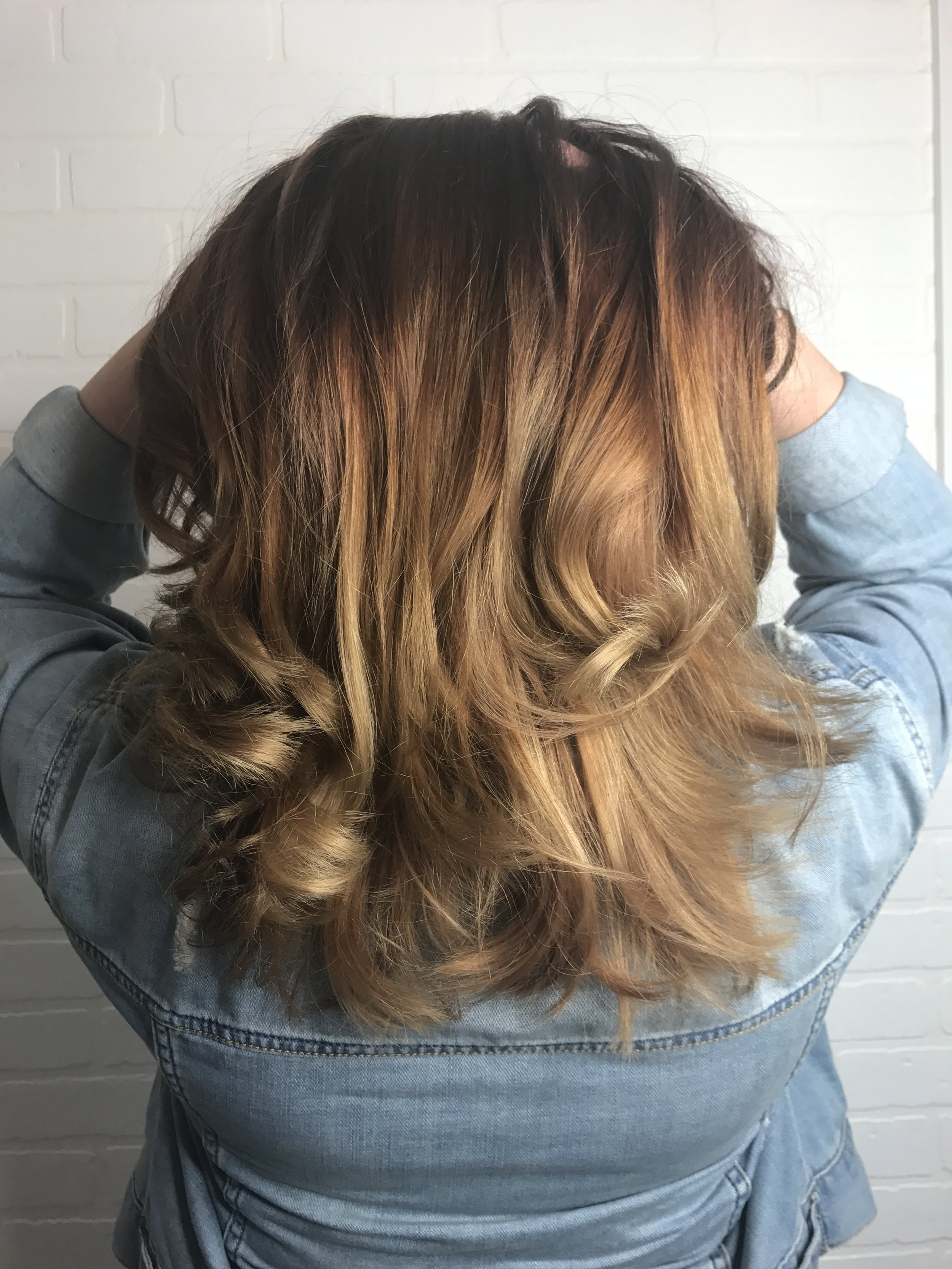 cut, color, & style by brittany