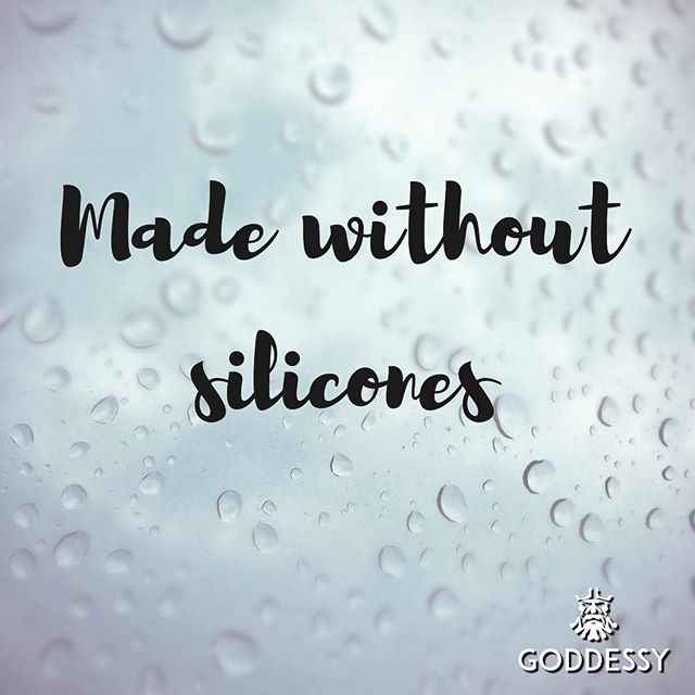 Goddessy hair care products are made without silicones. Insuring that your hair is able to get the proper moisture without making hair weak! 💪🏼Silicone is a rubbery type substance. Coating the hair and blocking moisture from getting in!  Too much silicone can cause product build up & breakage. And not any type of breakage! This breakage will look like you have little flyaways all over or even seem like frizz. If your stylist starts trimming near the mid shaft of your hair, that is a warning sign!! There is no need to trim the mid shaft of your hair. Detoxing your hair from silicones will be hard but soooo worth it. You'll need less styling products and oils to have healthy looking hair. Swap your silicone based products for Goddess Oil for a smooth transition. 🤙🏼 ingredients to avoid: dimethicone, dimethiconol or anything ending in 'cone' or 'conol'. Peep @brittanyxhair IGTV on Quit the Silicones! 👋🏼 . . #silicones #siliconefree #hairtips #mondaymotivation #madewithoutsilicones #veganhaircare #goddessyhaircare #huntingtonbeachsalon
