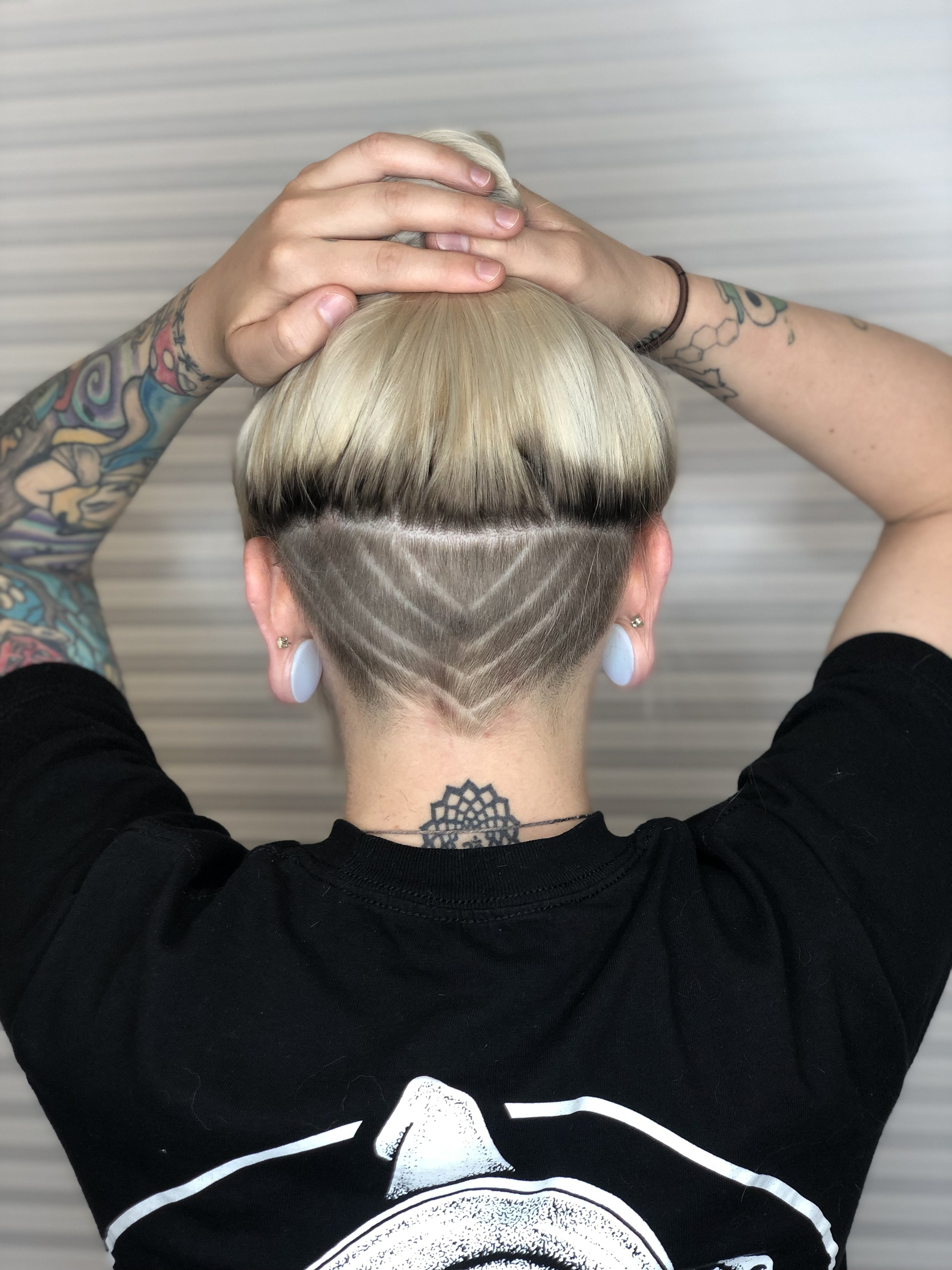 Undercut by Brittany
