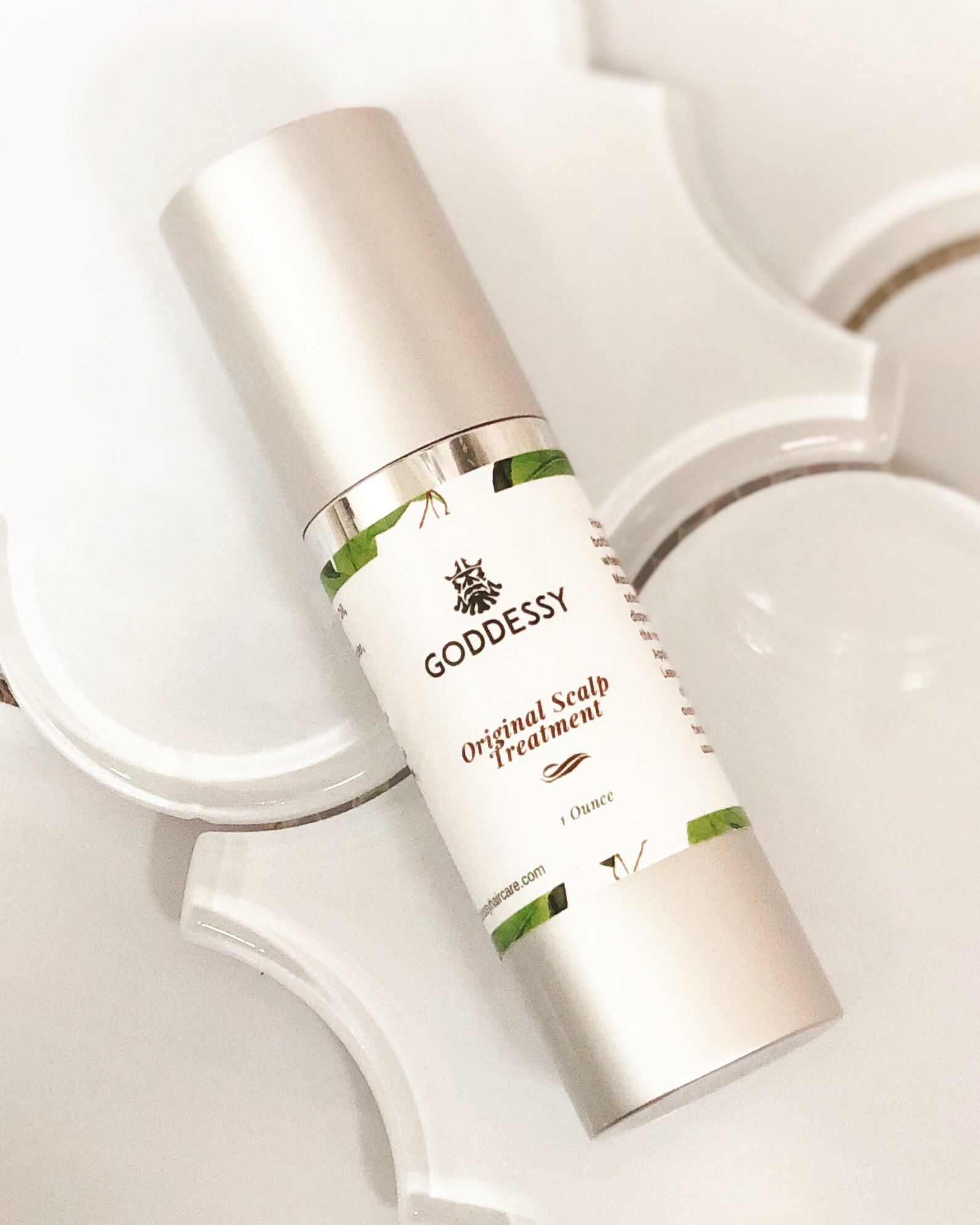 Goddessy Original Scalp Treatment - Our most popular product. Helping people get rid of their scalp issues & grow their hair back!