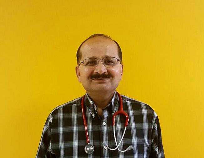 Dr. Amir Daud
