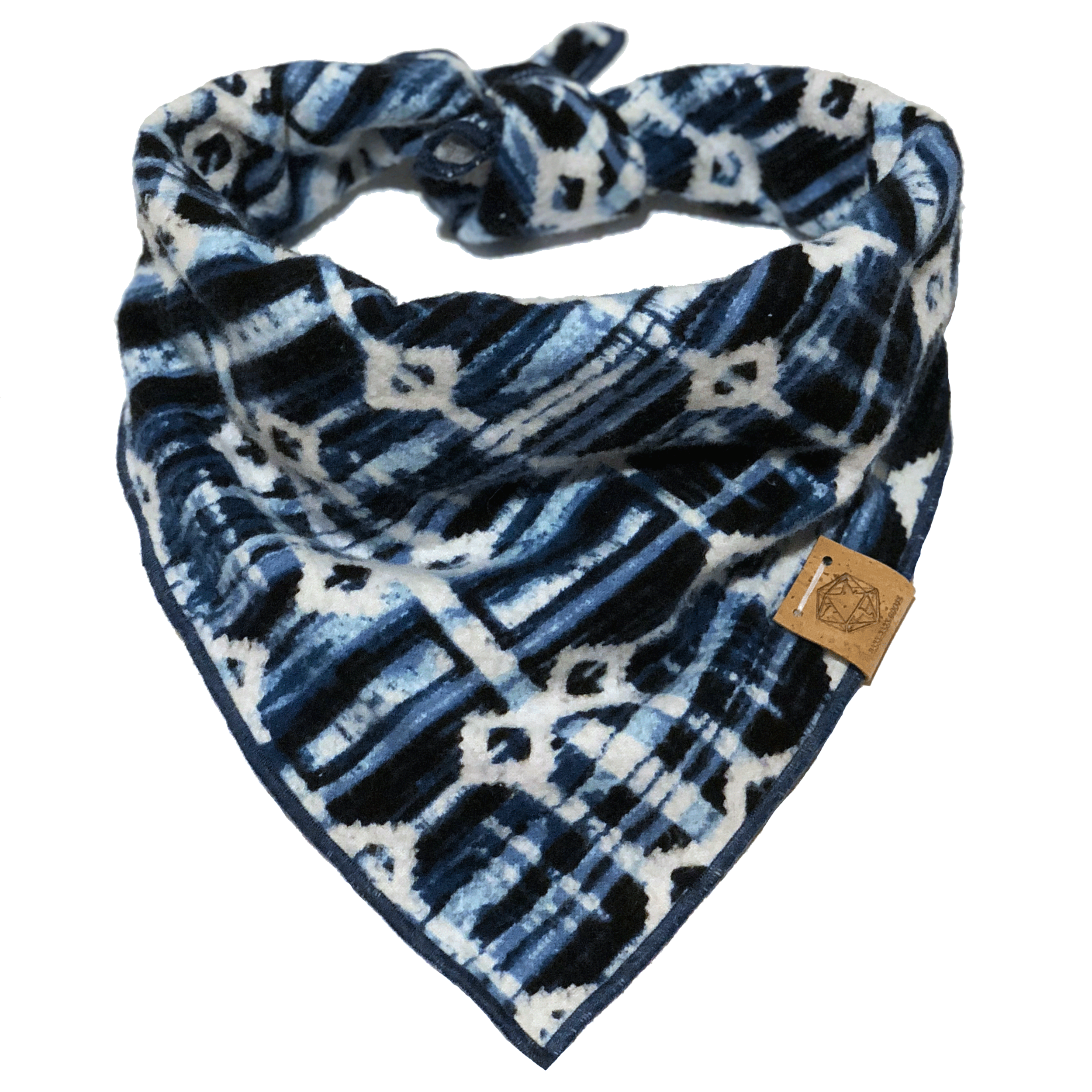 blue-aztec-print-bandana-for-dogs.png