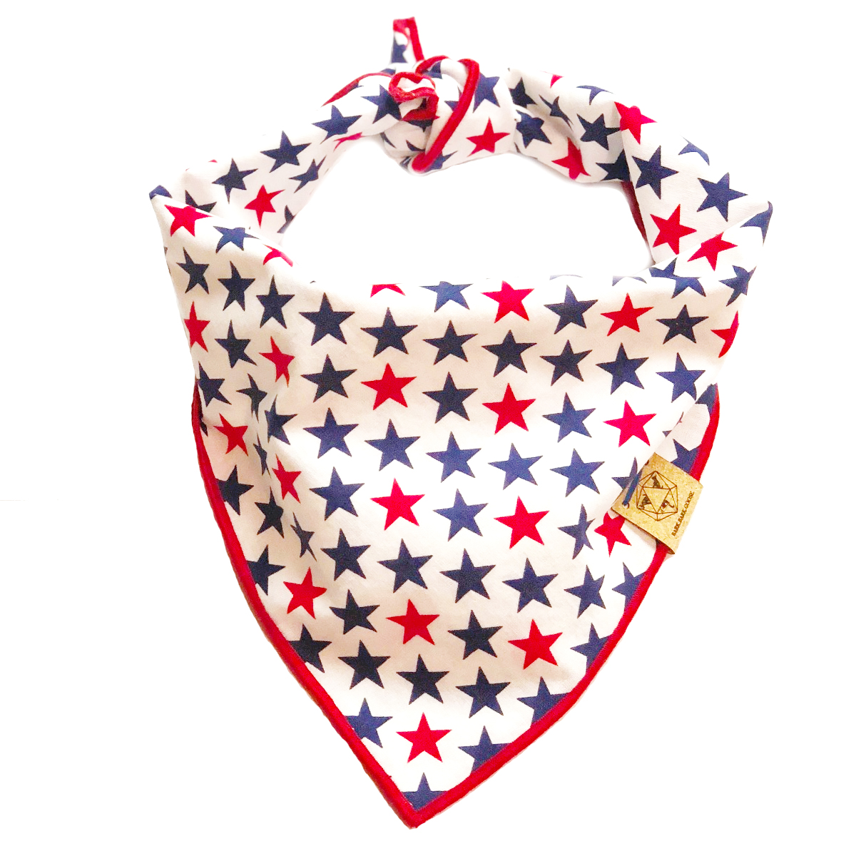 white-dog-bandana-red-blue-stars-4th-of-july.jpg