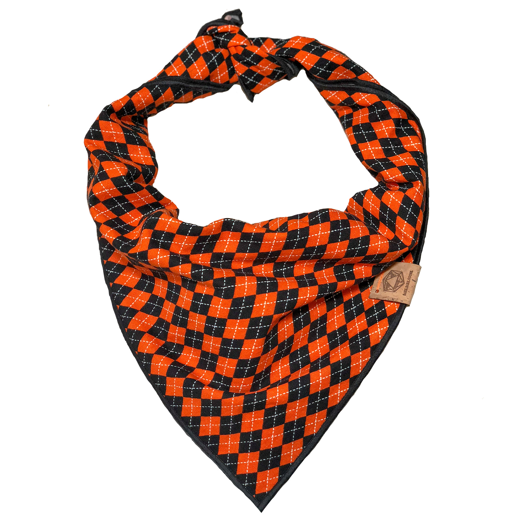 halloween-plaid-dog-bandana-orange-and-black.jpg