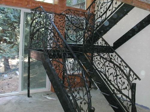 Metal Stair Case Railings