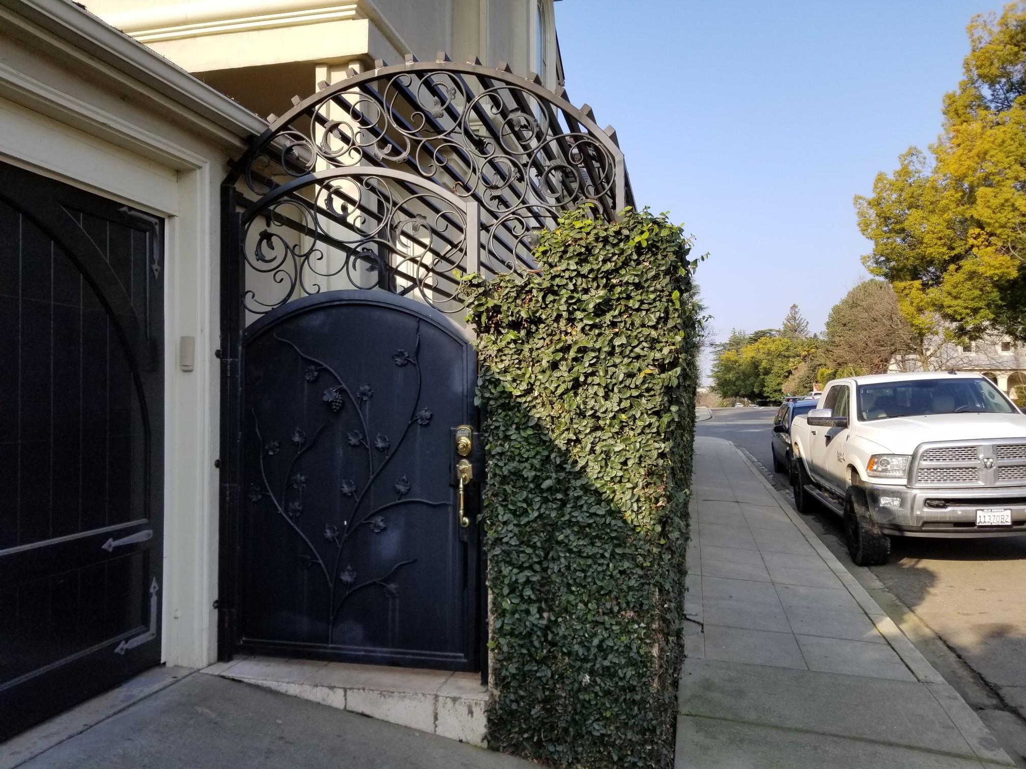 Walkway Gates for Sacramento Office