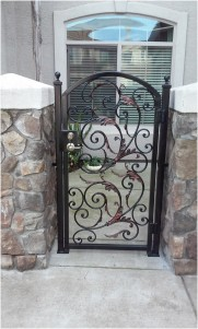 Custom Metal Gate