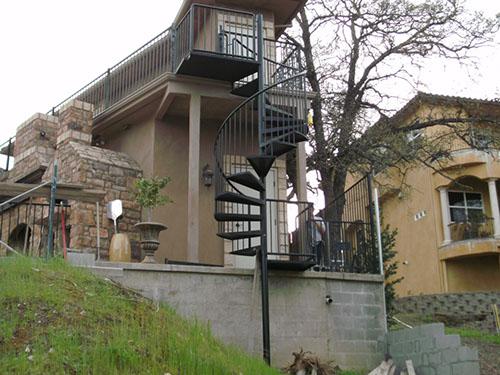 Spiral Staircase Folsom