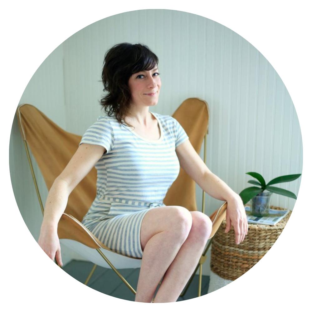 Professional organizer Alissa Fuchs