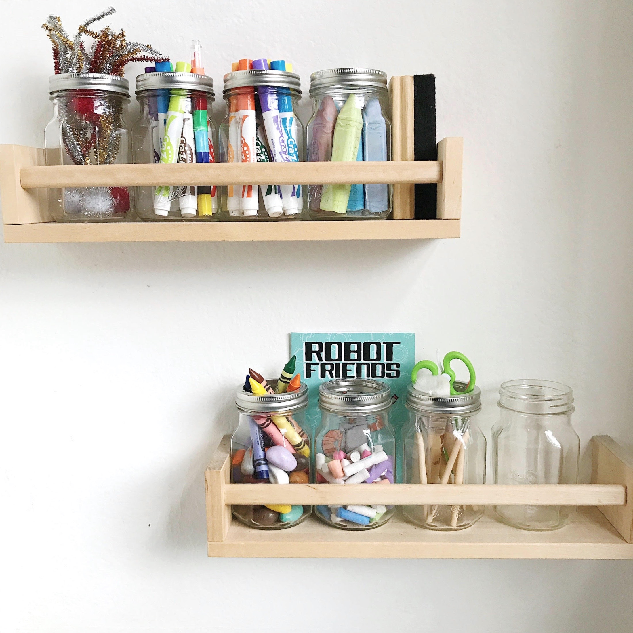 Kids  Eco- Friendly Organizing Solutions and Systems