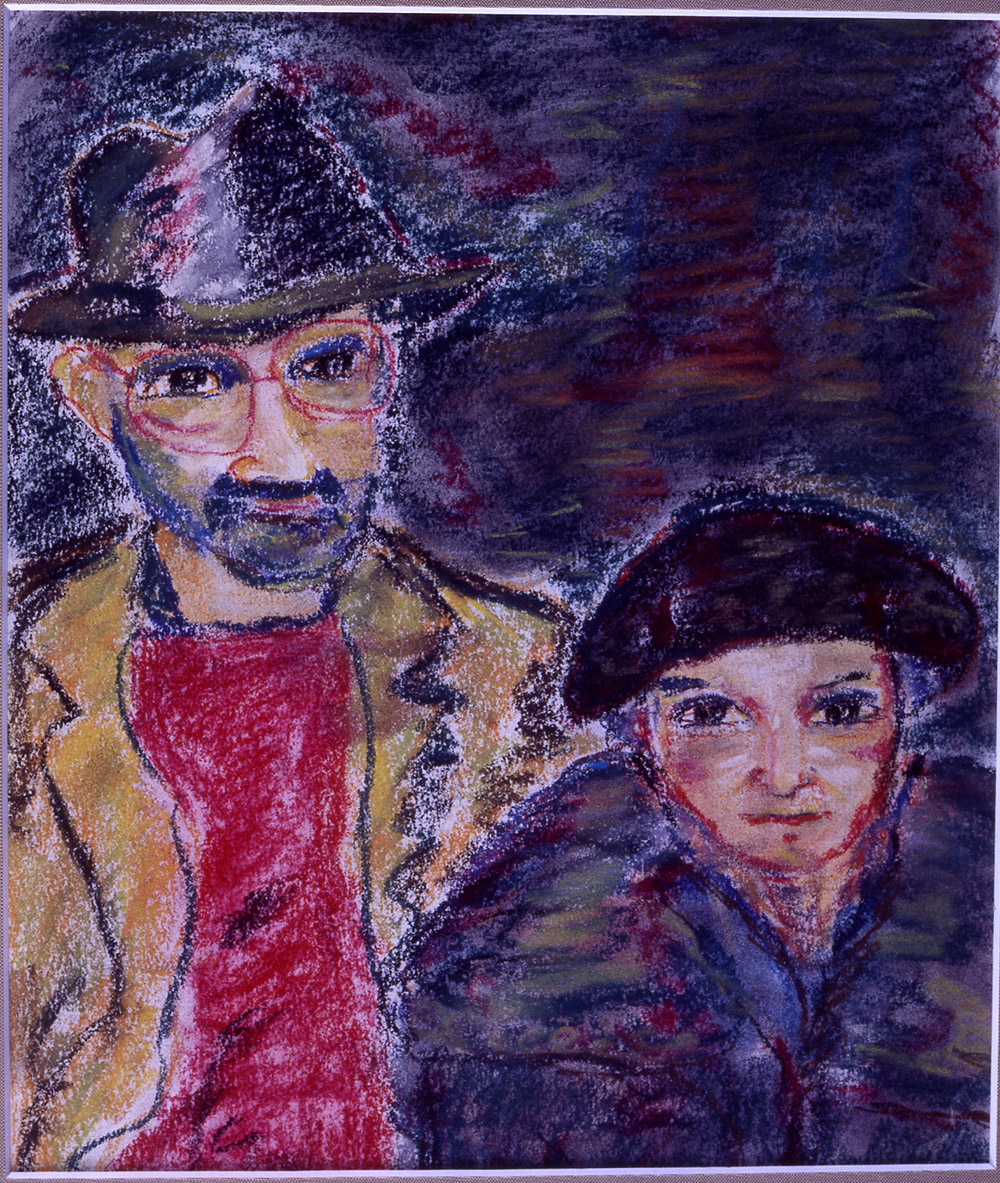 16.-Ono-Piero-and-Mamma-1991.-Pastel-on-paper-35.6-x-27.9-cm-x.jpg