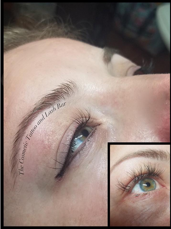 Cosmetic Eyeliner Tattoo - Eyeliner Tattoo using only the best products, no pain !$250 upper$250 lower$420 for both
