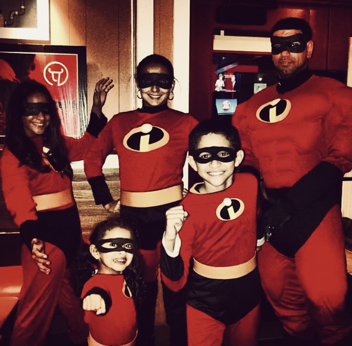 Halloween 2014: The Incredibles