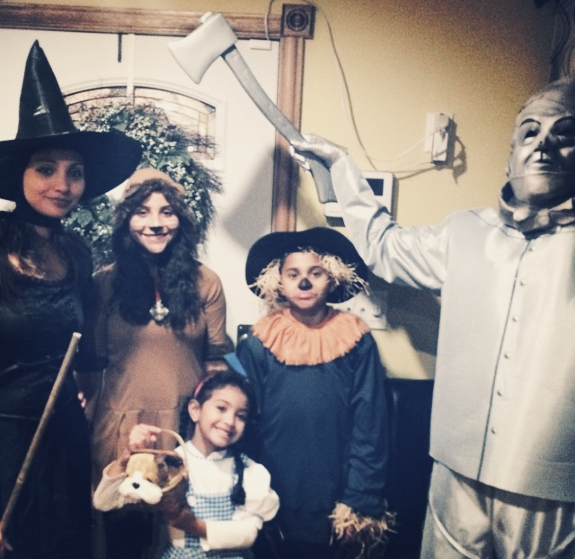 Halloween 2015: The Wizard of Oz