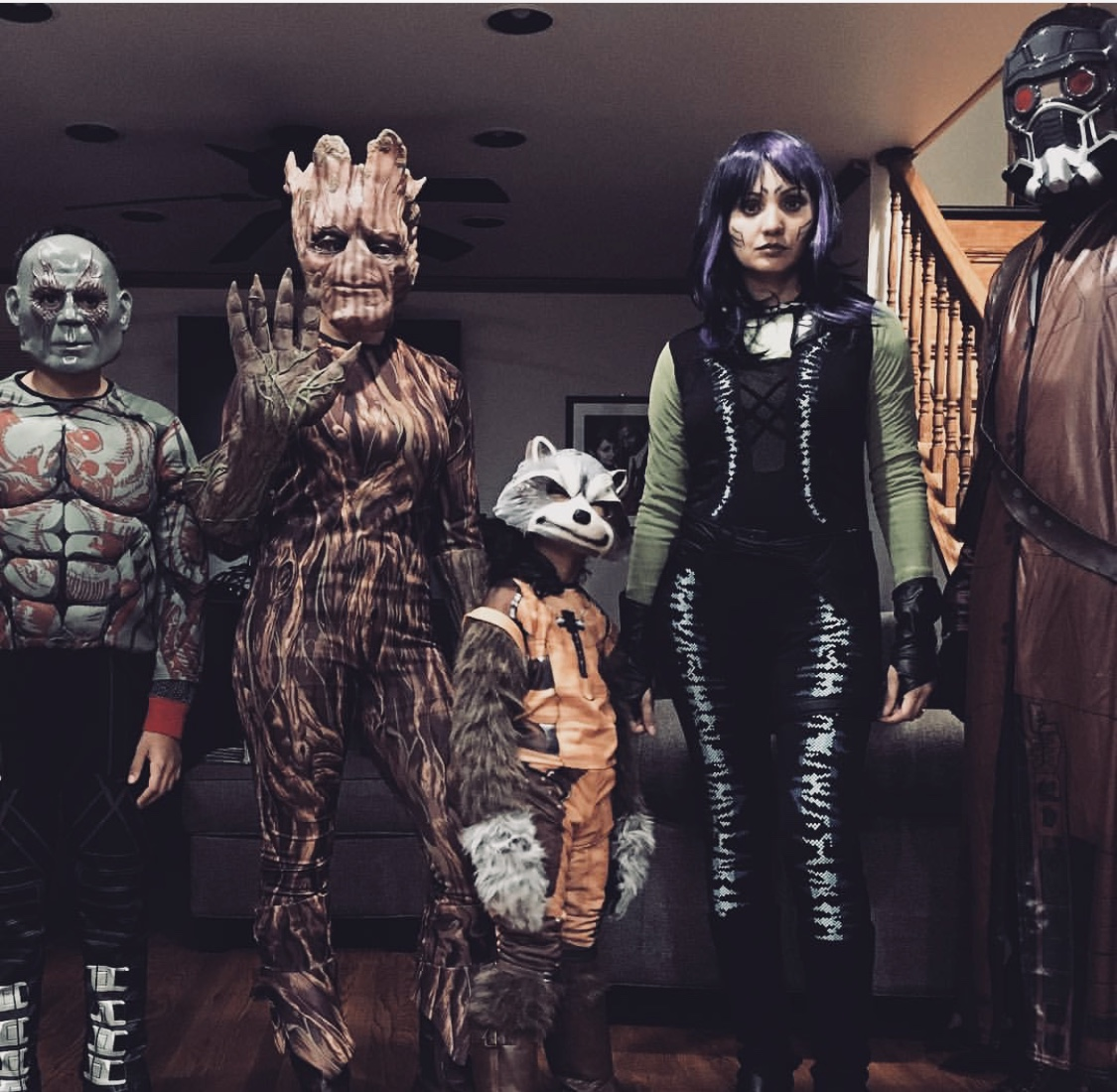 Halloween 2016: The Gurdians of the Galaxy
