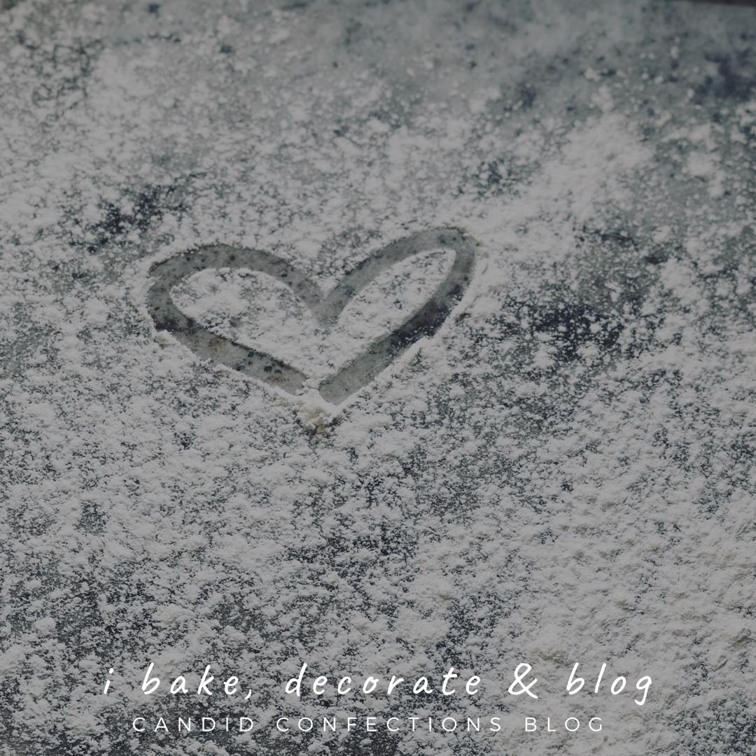 I love baking, love dessert decorating and blogging.